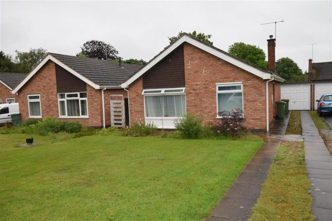 Thumbnail Detached bungalow to rent in Carlton Avenue, Narborough, Leicester
