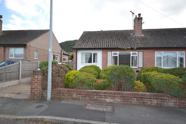 2 bed semi-detached bungalow to rent in Clifton Rise, Abergele