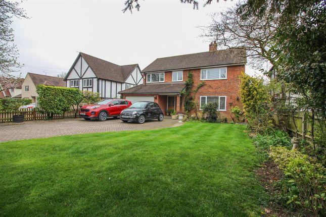 Thumbnail Detached house for sale in Pishiobury Drive, Sawbridgeworth