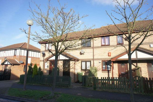 Thumbnail Terraced house to rent in Stafford Grove, Shenly Church End, Milton Keynes