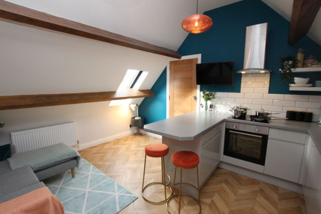 1 bed flat to rent in Magdala Road, Mapperley Park, Nottingham NG3