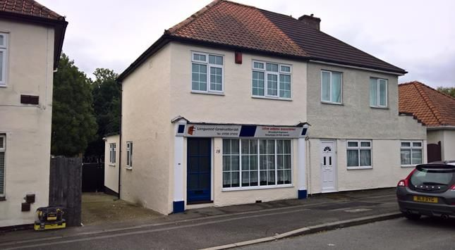 Thumbnail Office for sale in 15 The Parade, Colchester Road, Romford, Essex
