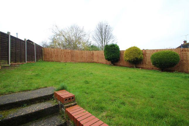 Garden of Harebell Road, Ipswich IP2