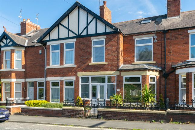 Thumbnail 3 bed terraced house for sale in Bishopthorpe Road, York