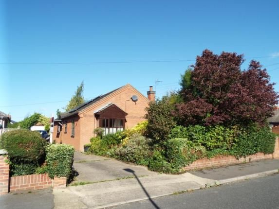 Front of Westfield Drive, North Greetwell, Lincoln, Lincolnshire LN2