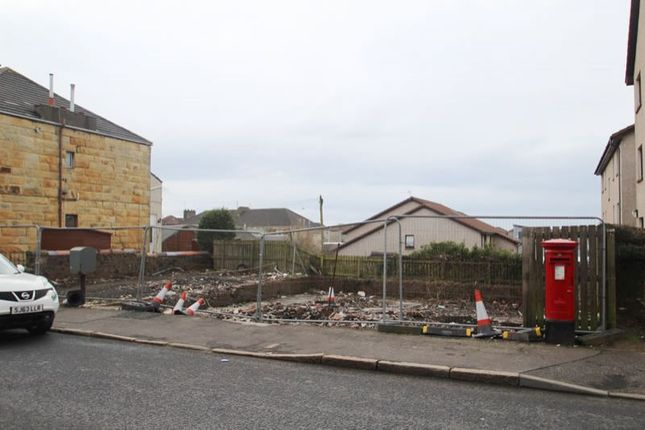 Thumbnail Land for sale in 19, Gladstone Road, Former Post Office, Saltcoats KA215Ld
