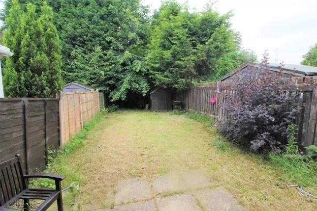 Rear Garden of Kenilworth Crescent, Walsall, West Midlands WS2