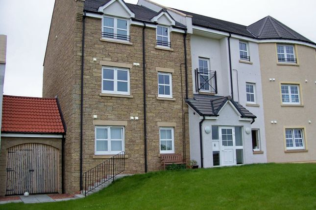 Thumbnail Flat to rent in Peploe Rise, Dunfermline