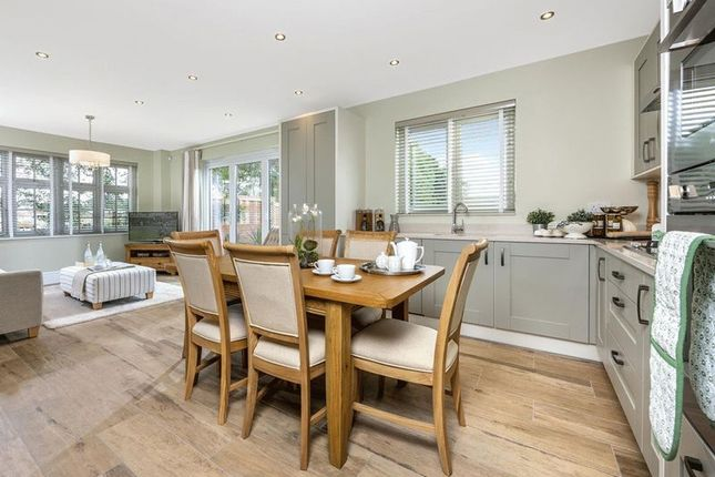 Thumbnail Detached house for sale in Severn Heights, Wintour Drive, Lydney