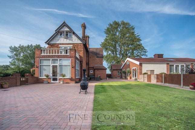 Thumbnail Detached house for sale in West Winch Road, West Winch, King's Lynn, Norfolk