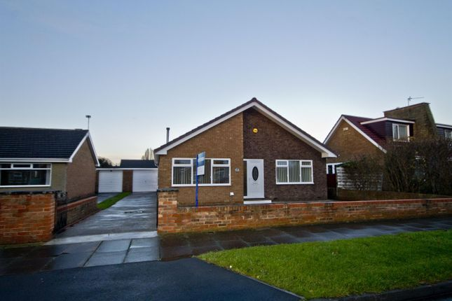 Thumbnail Detached bungalow for sale in Kintyre Drive, Thornaby, Stockton-On-Tees