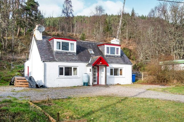 Thumbnail 3 bed detached house for sale in Cannich, Beauly