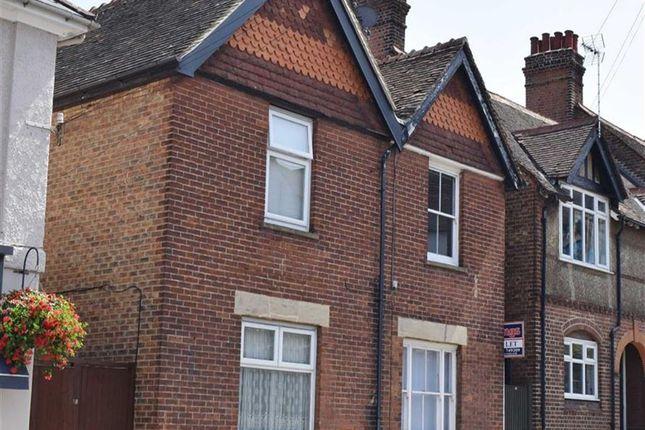 Thumbnail Flat to rent in London Road, Westerham