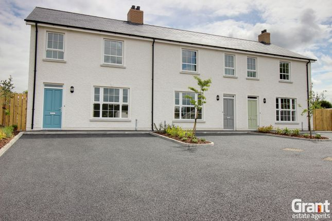 Thumbnail Town house for sale in Church View, Portaferry
