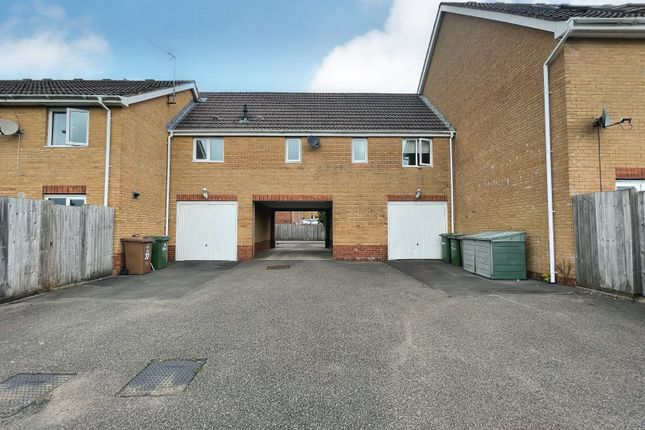 Thumbnail Flat for sale in Small Meadow Court, Caerphilly