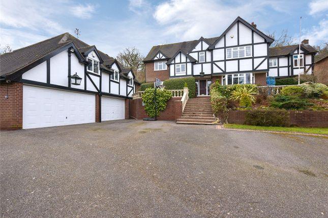 Thumbnail Detached house for sale in Compton Road, Kinver, Stourbridge