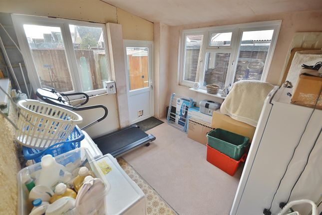 Conservatory of Meadow Way, Jaywick, Clacton-On-Sea CO15