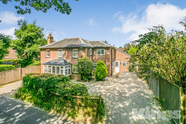 Thumbnail Detached house for sale in Coldharbour Lane, Hildenborough, Tonbridge