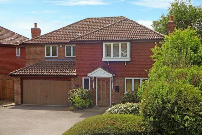 Thumbnail Detached house for sale in Portland Terrace, Hale Road, Farnham
