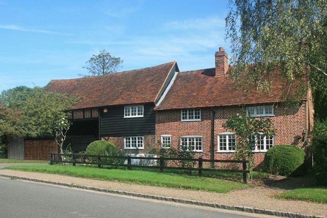 4 bed detached house for sale in Denham Lane, Chalfont St Peter, Gerrards Cross