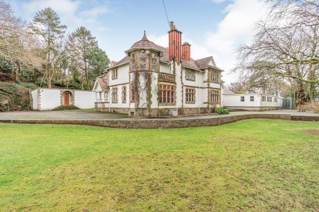 Thumbnail Detached house for sale in Ffriddoedd Road, Bangor, Gwynedd