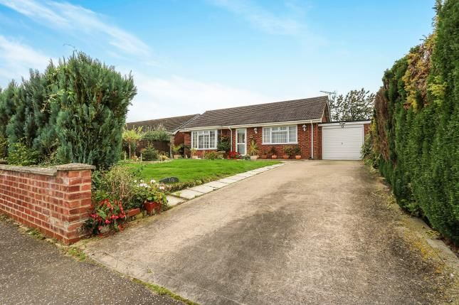 Thumbnail Bungalow for sale in Little Fransham, Dereham, Norfolk