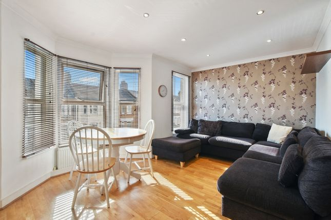 Thumbnail 3 bed flat to rent in Redfern Road, London