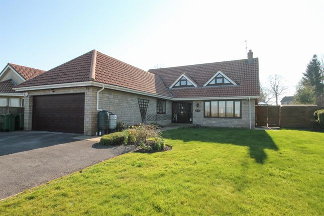 Thumbnail Detached bungalow for sale in Clevedon Road, Failand, North Somerset