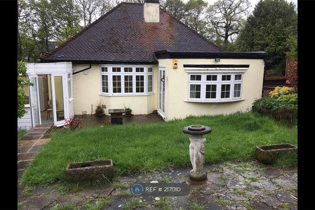 Thumbnail Bungalow to rent in Watling Street, Bexleyheath