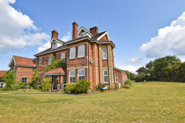 Thumbnail 2 bed flat to rent in Mundesley Road, Trimingham, Norwich