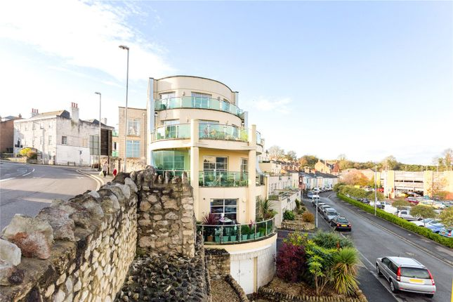 Thumbnail Flat for sale in Spinnaker View, 2 Weston Road, Weymouth, Dorset