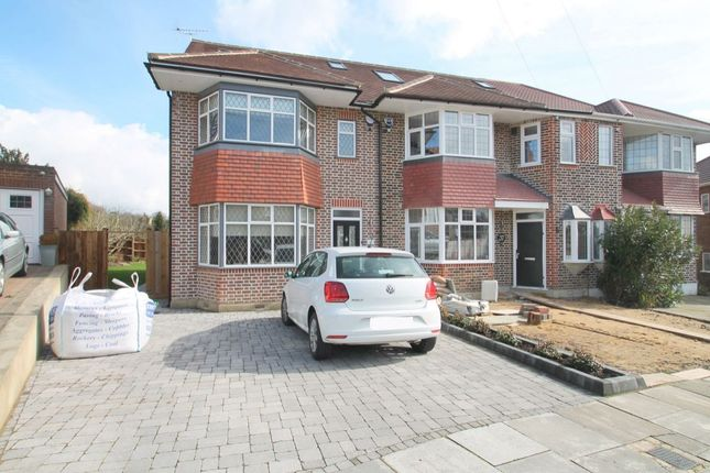 Thumbnail Semi-detached house to rent in Mandeville Road, London