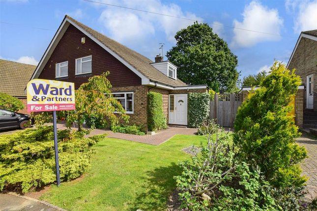 Thumbnail Semi-detached bungalow for sale in Leneda Drive, Tunbridge Wells, Kent