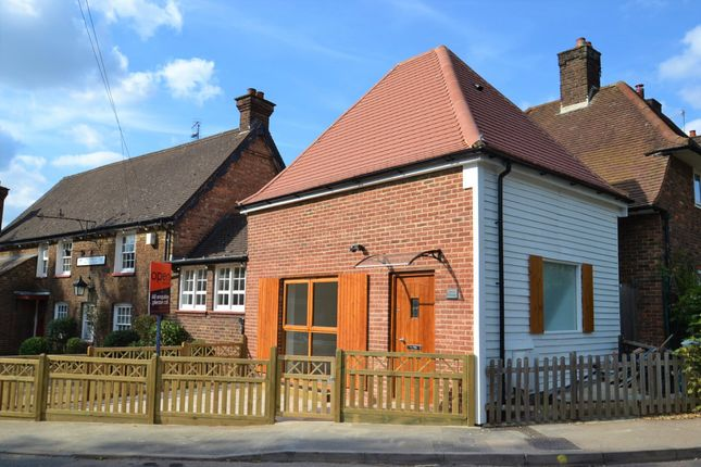 Thumbnail Barn conversion for sale in Church Lane, Aldenham, Watford