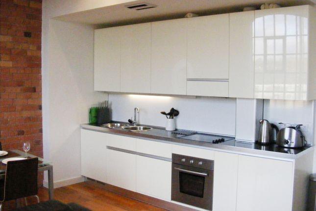 Thumbnail Flat to rent in Sandiacre, Nottingham