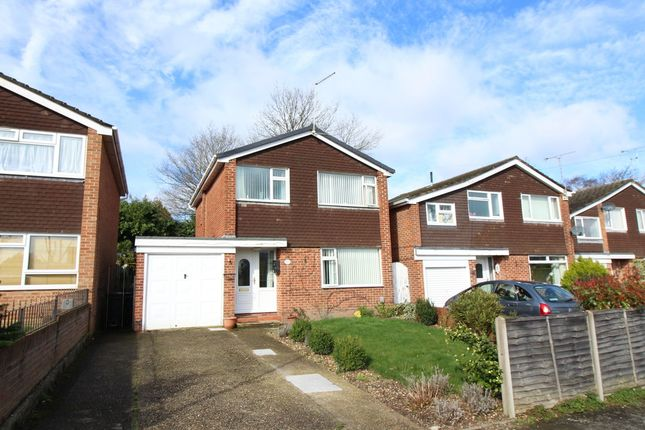 Thumbnail Detached house for sale in Dacombe Drive, Upton, Poole