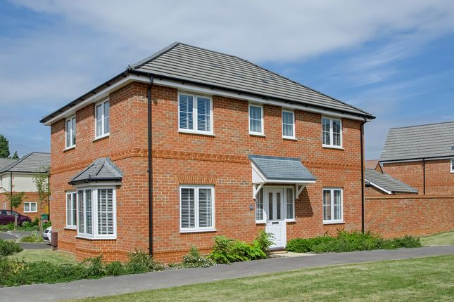 Thumbnail Detached house for sale in Guardians Way, Portsmouth