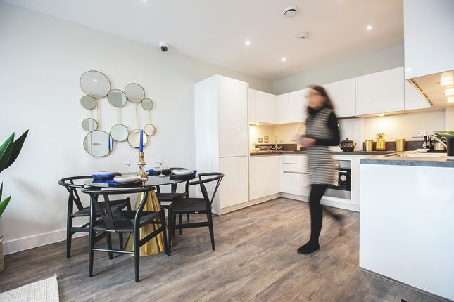 Thumbnail Flat for sale in Cory's Road, Rochester, Kent