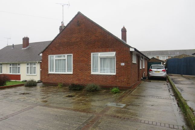 Thumbnail Detached bungalow for sale in Mersea Road, Colchester
