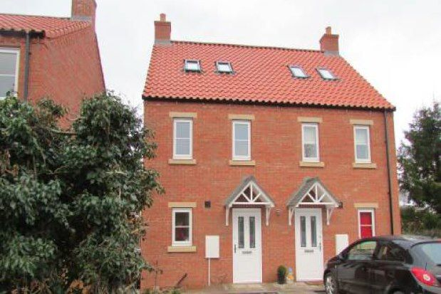 Thumbnail Town house to rent in Ruffa Lane, Pickering