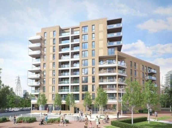 Thumbnail Flat for sale in East India Dock Road, London