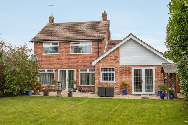 Thumbnail Detached house for sale in Borrow Road, Lowestoft