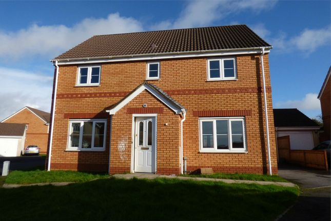 Thumbnail Detached house for sale in 114 Pant Bryn Isaf, Llwynhendy, Llanelli, Carmarthenshire