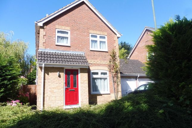 Thumbnail Property to rent in Poppy Close, Maidstone