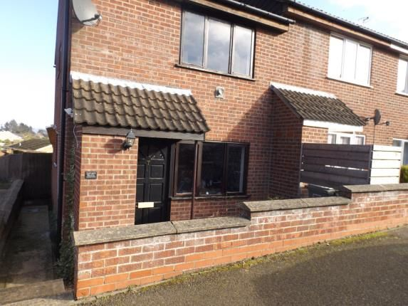 Thumbnail End terrace house for sale in Cromer, Norfolk