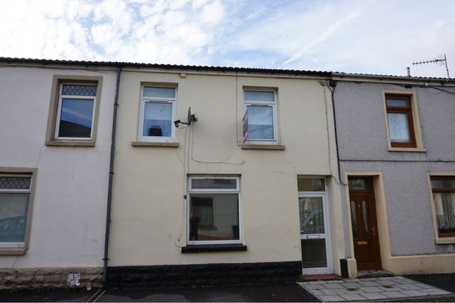 Thumbnail Terraced house to rent in Yew Street, Troedyrhiw