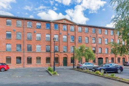 Thumbnail Flat for sale in Tean Hall Mills, Tean, Stoke-On-Trent