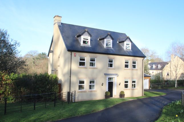 Thumbnail Detached house for sale in Conqueror Drive, Manadon Park, Plymouth
