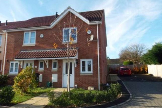 Thumbnail Detached house to rent in Willow Way, Chard