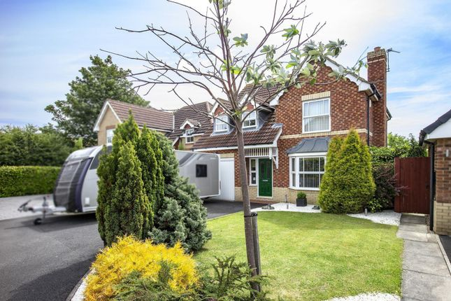 Thumbnail Property to rent in Cawburn Close, Haydon Grange, Newcastle Upon Tyne